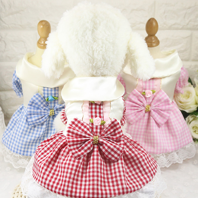 New Arrival Spring And Summer Pet Clothes Dog Clothing And Accessories