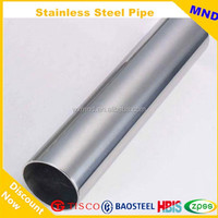 stainless steel pipe cheap import china