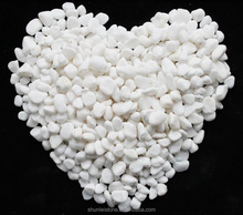 wholesale white colored pea gravel for sale