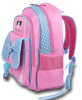 2015 hot sale OEM nice teens school bag