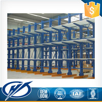 Super Quality OEM Production Painting Cantilever Plastic Pipe Storage Rack