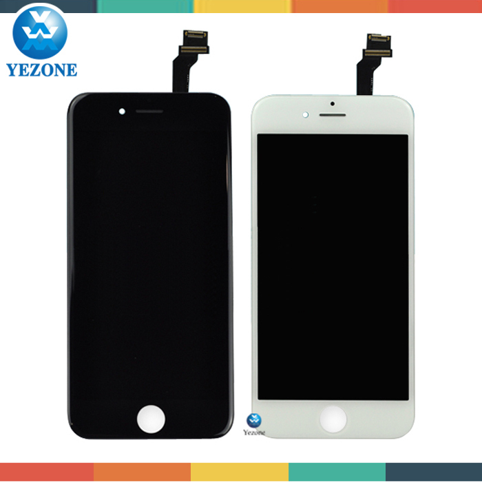 Factory Price For Iphone 6 Plus 5.5 inch LCD Touch Screen, LCD Digitizer For Iphone 6 Plus LCD Assembly Small Order Accept