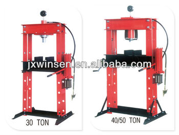 Shop Press With W/Air /Hydraulic Pump(CE)
