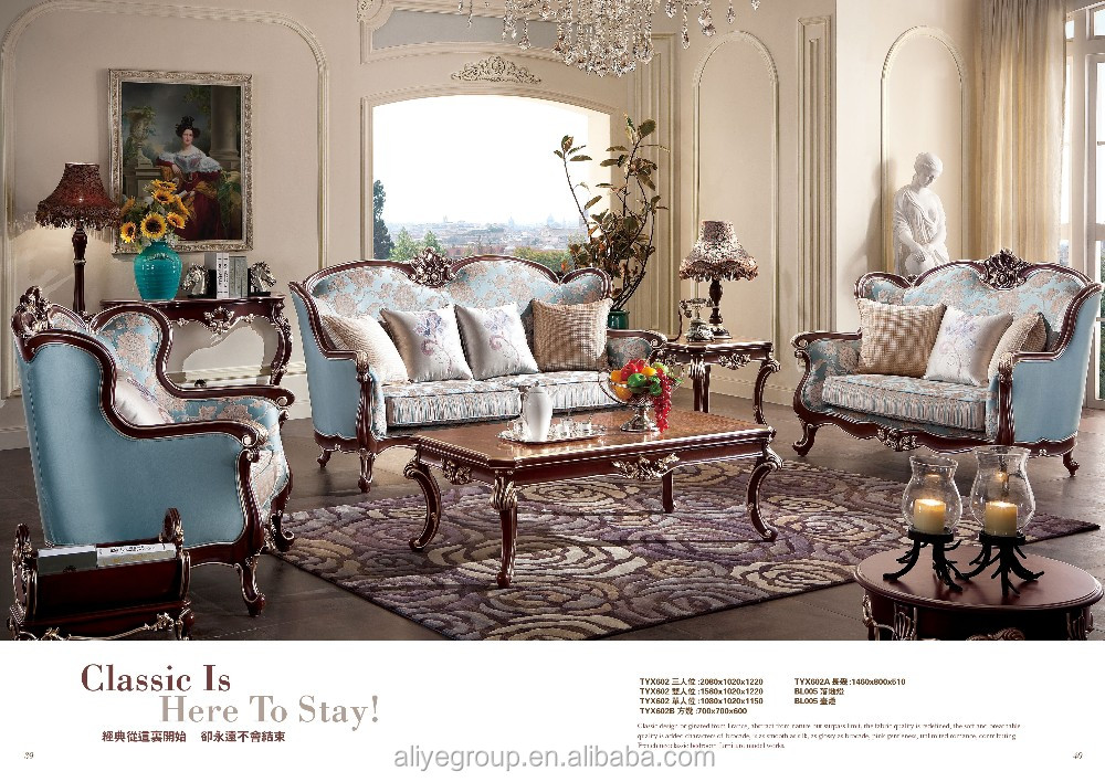 Tyx602 Classic Italian Antique Living Room Furniture Sofa Sets Buy Classic Italian Antique