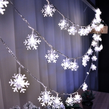 Unique Outdoor Christmas Snowflake Lights