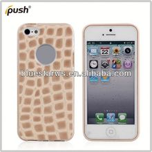 plastic case for phone5 PC Case For apple iphone5 Phone Accessories
