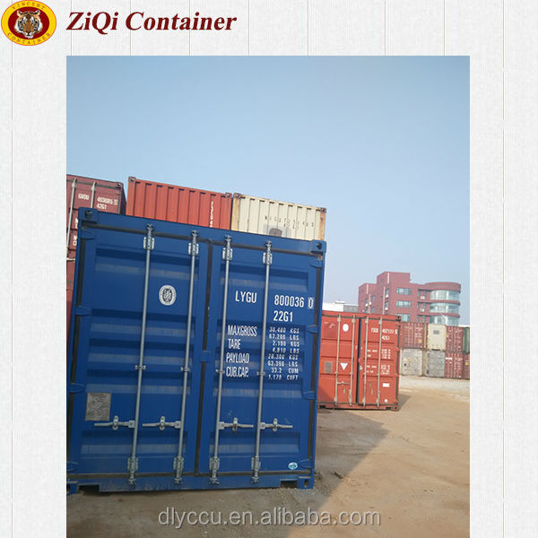 20 ft used sea containers