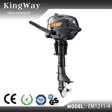 New Model Chinese 4Hp Boat Engine Outboard Motor 4 Stroke