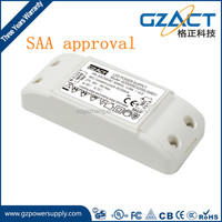 HIGH PFC 5w 6w 9w triac dimmable driver 550mA constant current driver for led panel lights