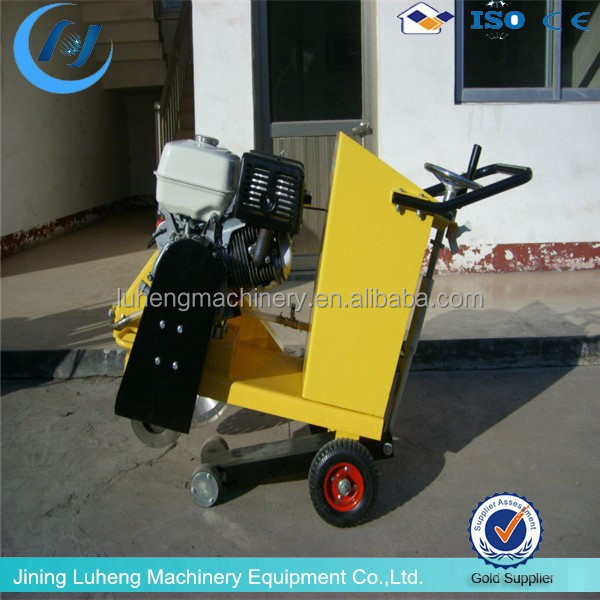 High quality gasoline concrete cutter