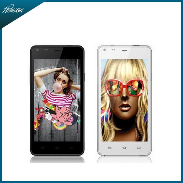 4.7 inch THL T5S MTK6582 Quad Core 8.0MP GPS 3G WCDMA WiFi Android Smart phone