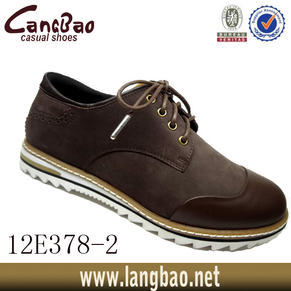 Casual Shoes,Men Suede Dress Leather,Leisure Leather Deck Shoes