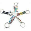 Custom Logo Promotional Metal Keychain Souvenir Key Chains Wholesale Keychain Personalized