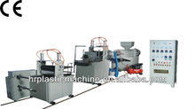 SJRM45*28-400 Horizontal-Blown PVC Heat Shrink Film Blowing Machine