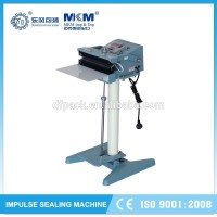 Hot selling direct heat impulse pedal sealer with high quality PFS-DD200/300/400