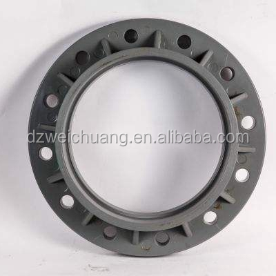 widely use any customized dimension cnc plastic flange