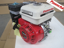 5.5HP honda engine with recoil and electric start gasoline engine