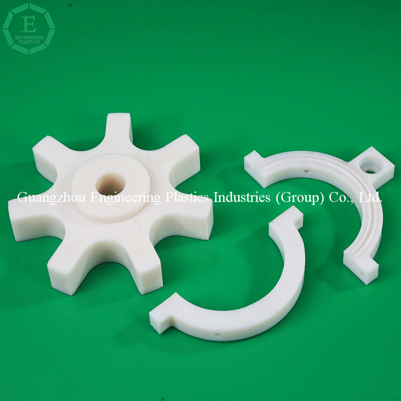 Factory price plastic uhmwpe bike star wheels