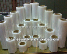 LLDPE malaysia pallet wrap stretch film at Dongguan Guangdong