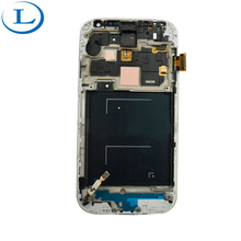 Wholesale lcd for Samsung galaxy s4 colorful digitizer manufacturer screen protector gsm