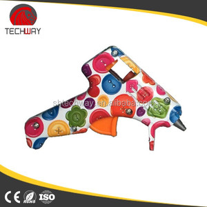 10W 40W water transfer figure printed glue gun