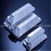 high purity factory direct supply 99.7 % aluminum ingot