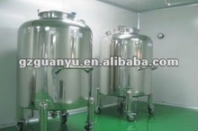 mechanical seal tank