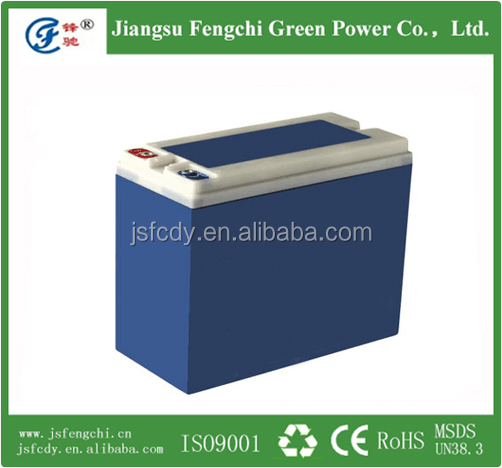 LiFePO4 li-ion polymer high capacity electric golf vehicle battery 36V 40Ah for sale