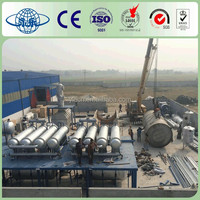 Waste Tyre To Oil Recycling Equipment Price great discount