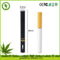 Ocity Times best seller cbd oil smoking pen 8.5mm real cig size no cotton cbd oil cap disposable pen Y85