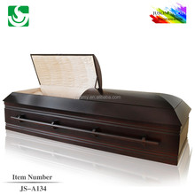 JS - A134promotion selling cheap cardboard casket for sale