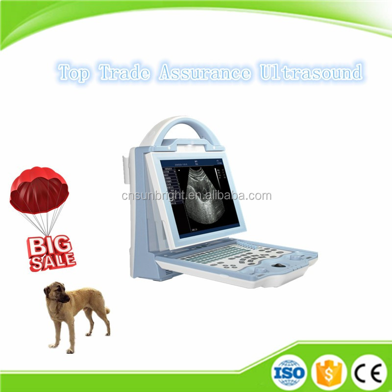 2016 New Arrival Sunbright Dog Ultrasonic Scanner Medical Equipment Ultrasound