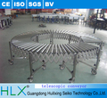Electric Retractable Single Roller Conveyor for Sale