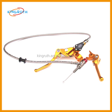 2016 KingRuth dirt bike Hydraulic Brake cluth 250cc best selling motorcycle