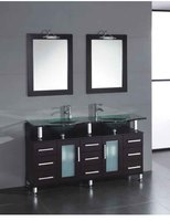 New Products Wood Bathroom Vanity Cabinets