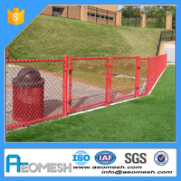 Cheap Wholesale Low Carbon Steel Chain Link Fence With Competitive Price