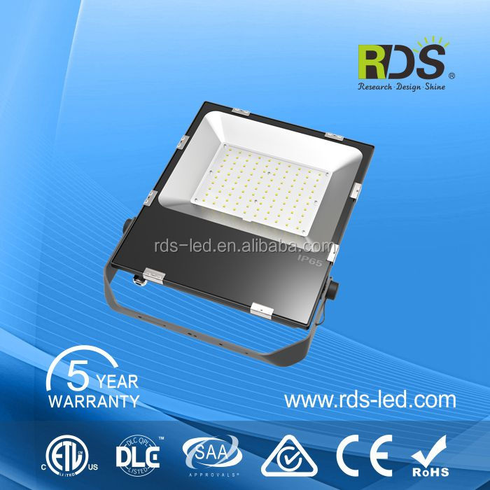 Energy saving fixture 125 lm per watt 200w led flood light