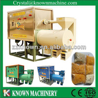 corn peeling and grinding machine/corn peeling and grits machine