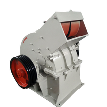 1-6 Tons Per Hour Ring Hammer Crusher For Cement with Low Consumption