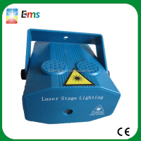 High quality 3d laser light show equipment for sale mini rotating stage light