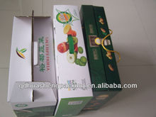 2012 new high strength fashionable corrugated carton box