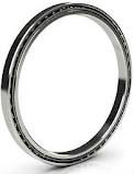 Long life thin section bearings
