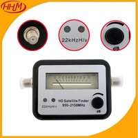 Digital Satellite Finder Alignment Signal Satfinder Find Meter LNB Dish DirecTV Network Satellite Dish