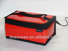 NEW Far infrared Heating thermal lunch box for car F8101