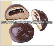 Compound High Quality Filled Dark Chocolate for Sale