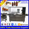 CE Certificate automatic glass vial filling and sealing machines,liquid filling machine vial