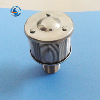 China Factory Water And Gas Filter Strainer Nozzle