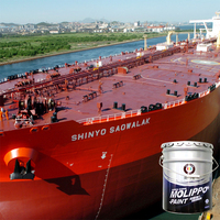 Shipping Two-component Epoxy Red Oxide Primer Paint