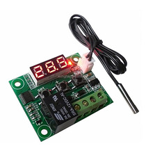 Intelligent Digital LED Thermostat Temperature Controller DC W1209