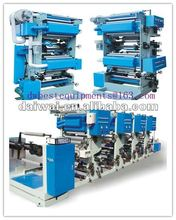 Plastic Film Gravure Printing Machine width1000mm,HDPE,LDPE,LLDPE Film Printing machine with1-8Color